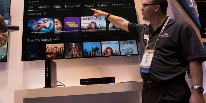 Comcast Will Let Netflix Onto Its Set-Top Box -- Start Up Your Day Roundup