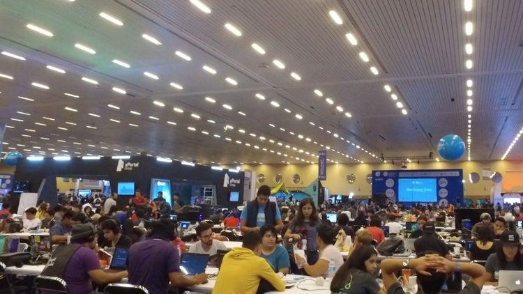 Por qué Campus Party es INCREÍBLE