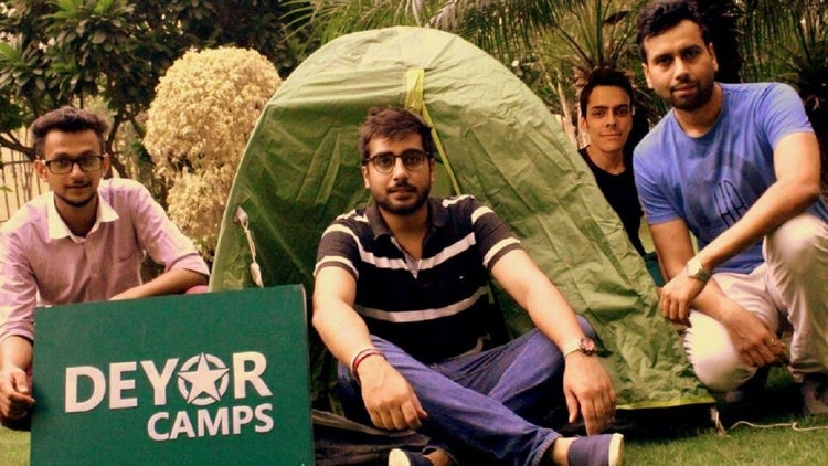 How Is This Startup Wooing Travellers To Opt For Camp Sites Over Hotels