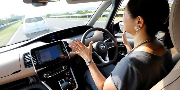 Nissan Launches Auto Drive Features, Stresses Difference From Hands-Free Driving