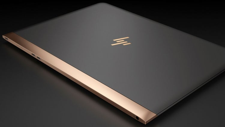 Thin Is In: HP Unveils Spectre