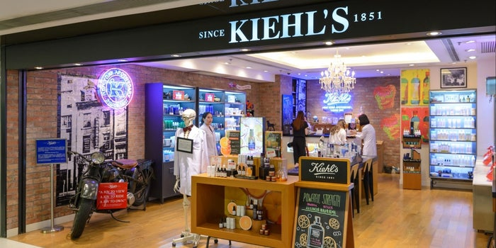 Turn Back The Clock: Kiehl's For Men