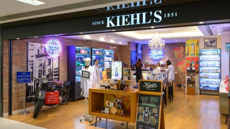 Turn Back The Clock: Kiehl's For Men