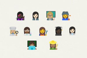 Google Proposal for 'Professional Women' Emoji Accepted