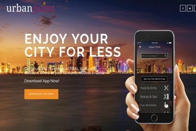 Urban Point's Founders Relocate To Qatar For Market Opportunity