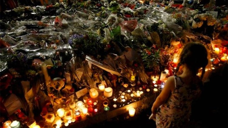 Twitter, Facebook Move Quickly to Stem Celebrations of Nice Attack