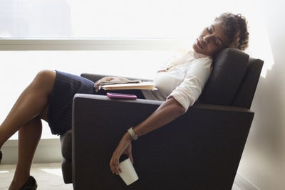 Why Leaders Should Welcome Employees Napping on the Job
