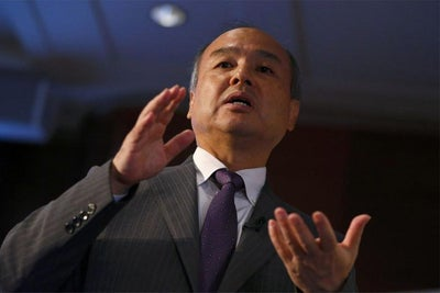 SoftBank Founder Challenges Investors to 'Feel the Force' of His $32 B...