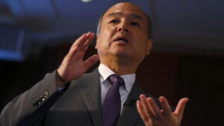 SoftBank Founder Challenges Investors to 'Feel the Force' of His $32 Billion ARM Gamble