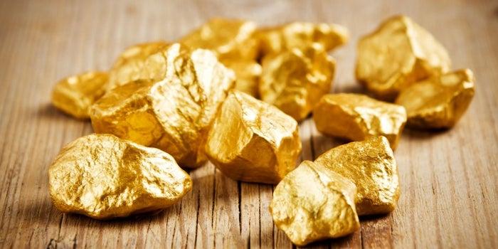 Cómo invertir tu peso en oro real