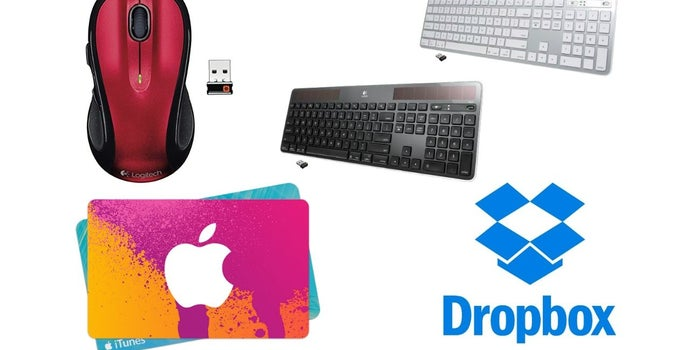 Entrepreneur Daily Deals: Can't-Miss Savings on DropBox, Logitech Accessories and More