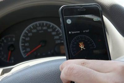 PokéDriver Hits Cop Car (Video)