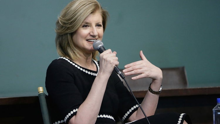 Arianna Huffington Is Serious About a Good Night's Sleep