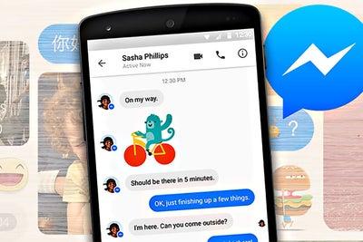Facebook Messenger Reaches 1 Billion Users