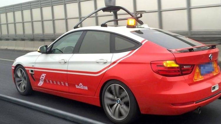 China Bans Autonomous Car Testing (for Now)