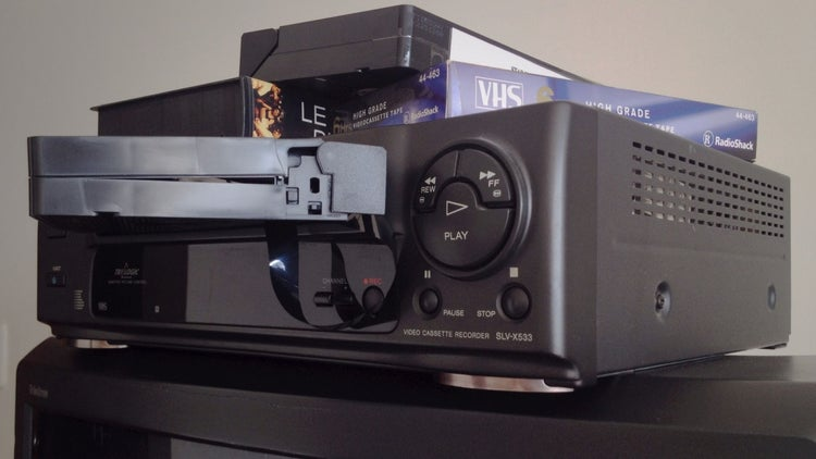 Say Farewell to VHS (If You Hadn't Already)