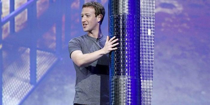 Facebook's Solar-Powered Internet Drone Takes Flight
