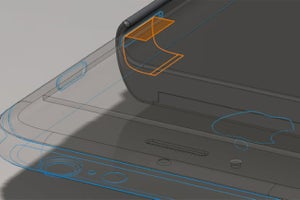 Snowden Designs iPhone Case to Detect Snooping