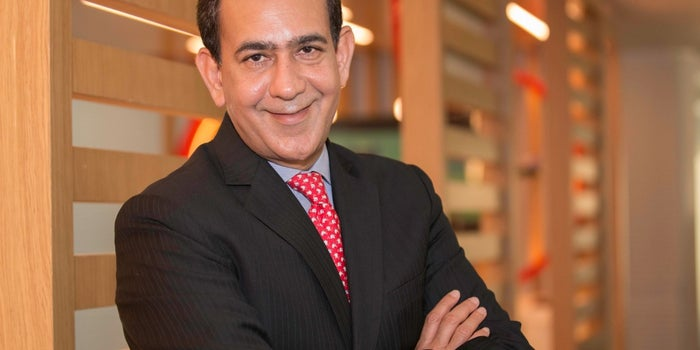 Follow The Leader: Raghu Malhotra, President - Middle East and Africa, MasterCard