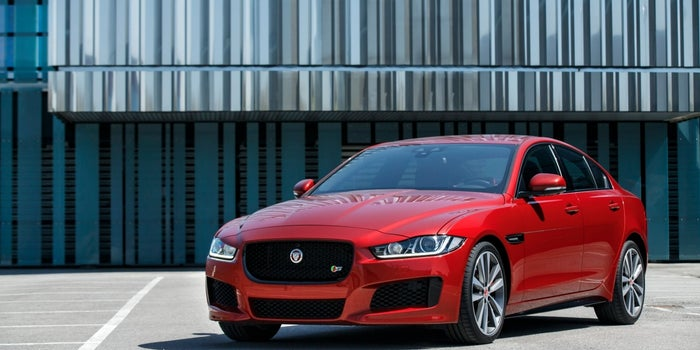 'Trep's Choice: The New Jaguar XE Is True To Form