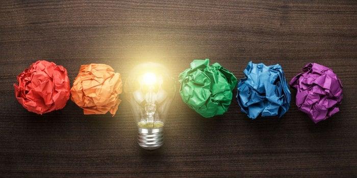 Quítale el desorden a tu creatividad y destácate de la competencia