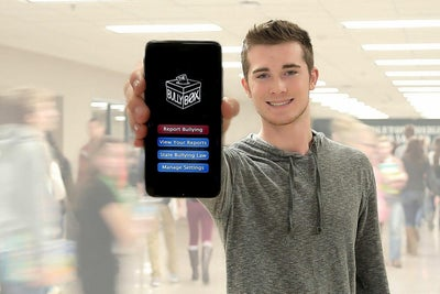 This 19-Year-Old Aims to Stop Bullying With an Anonymous Smartphone Ap...