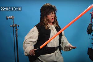 Hilarious Han Solo Auditions With Melissa McCarthy, Bill Hader and More (Video)
