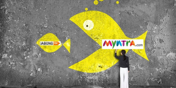 Befriending The Enemy: What Myntra Buying Out Jabong Means