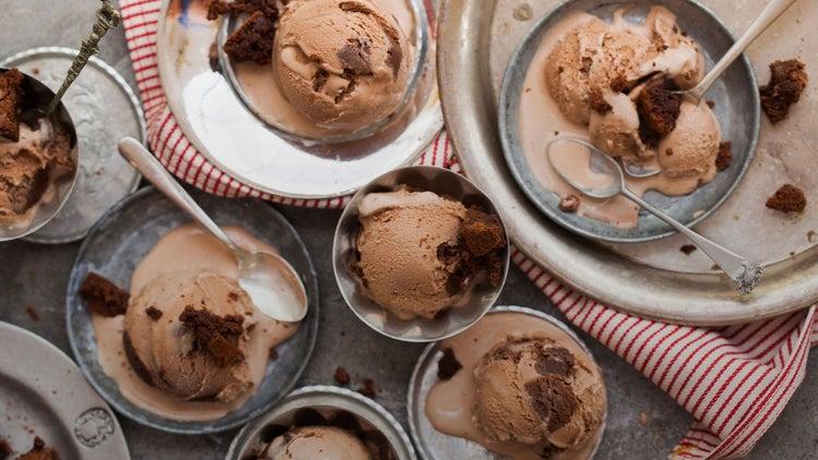 Rain Never Hurts Ice Cream Sales in This U.S. City