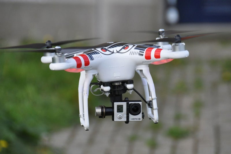 The Best Minds in Drone-Making Meet in This North Dakota Town