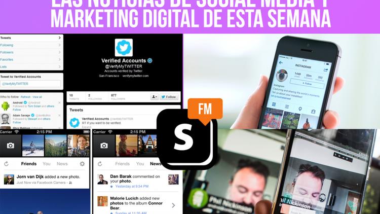 """Social.FM: usa un filtro de """"florecitas"""" y atrae personas a tu negocio"""