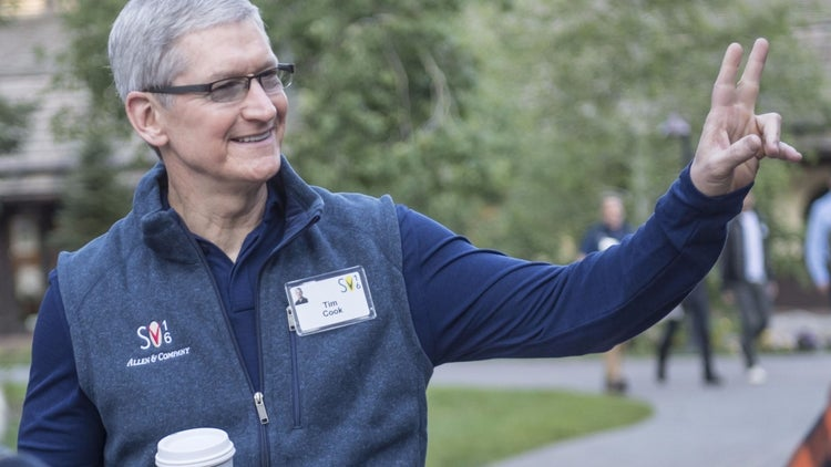 Apple CEO Tim Cook Puts the 'Man' In Pokémon