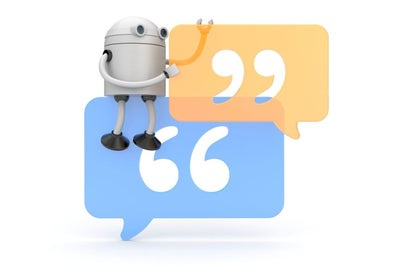 Wanna Increase Conversions? Try 'Chatting' up a Computer.