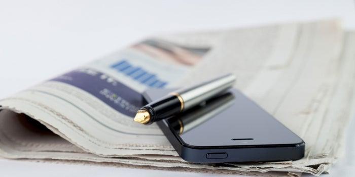 Infographic: Digital Vs Traditional Media – A Consumer Shift