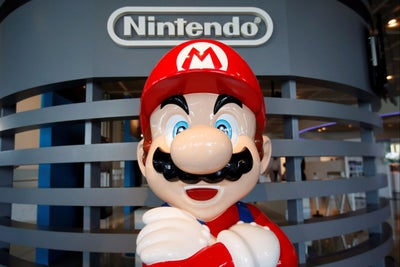 What Nintendo Hopes to Learn From Disney to Turn its Business Around