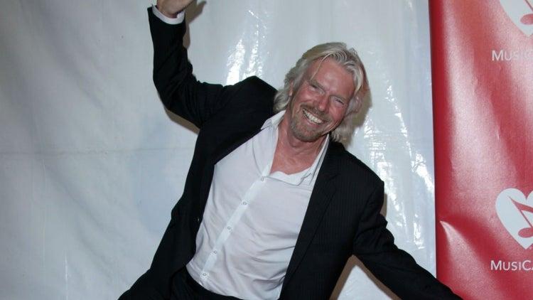 8 maneras de ser como Richard Branson