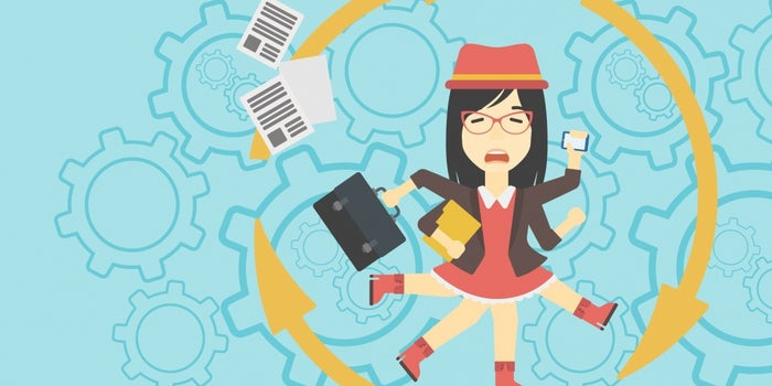 # 3 Reasons Why Multitasking Is More Unproductive Than You Think