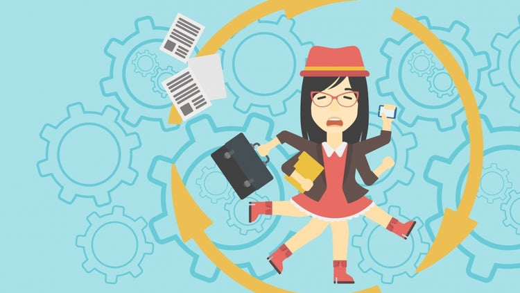 The Fallacy of Multitasking