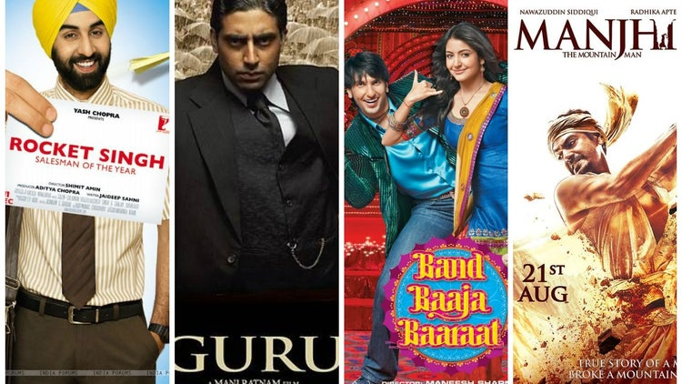 4 Must Watch Bollywood Movies For Entrepreneurs