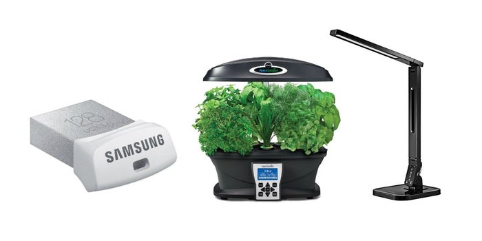 Entrepreneur Daily Deals: Samsung 'Fit' Flash Drive, LED Desk Light, and More