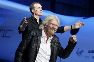 Richard Branson Is Now Closer to Flying You Into Space
