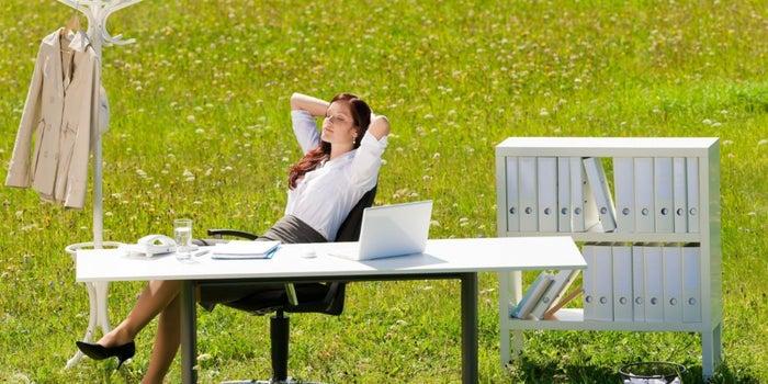5 cosas que faltan en tu oficina para hacerte feliz