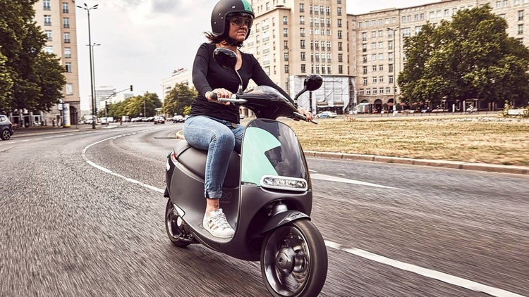 Bosch Launches Electric Scooter Sharing Service in Berlin
