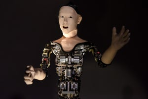 Watch This Eerie Japanese Robot Breathe Just Like a Human