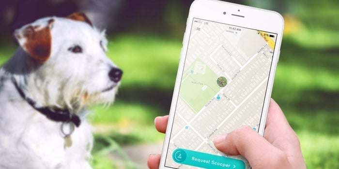 The Fake Uber for Dog Poop App Is Taking a Dump on Your Brand