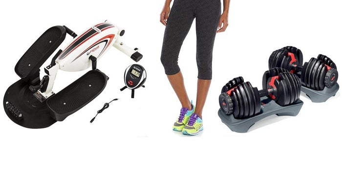 Entrepreneur Daily Deals: Get in Shape With Big Discounts on Workout Gear