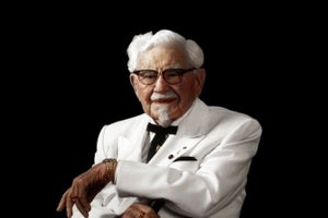 A Billionaire At 88–Finger Licking Good!