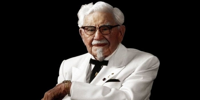 A Billionaire At 88–Finger Licking Good!