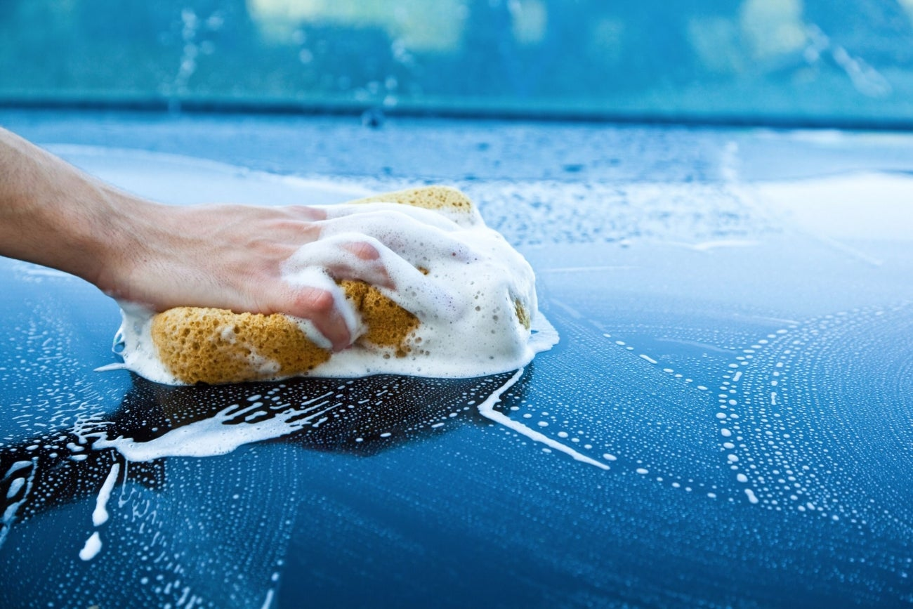 how to wash a car essay