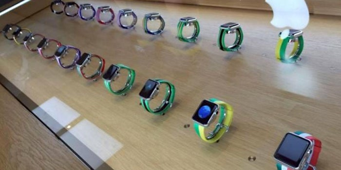 It's All In the Wrist: Apple's Tactic for a Little Games Glory